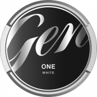 General One White Snus