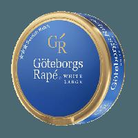 Göteborgs Rapé White Large Snus