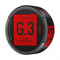 General G.3 Slim Extra Strong