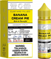 Basix Series: Banana Cream Pie 0mg Nicotin
