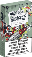 Graffiti Mix & Vape: Ice Mapple 3mg Nicotine