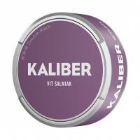 Kaliber White Salmiak Portion