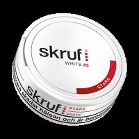 Skruf White Strong #3