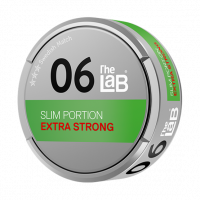 Slim Portion Extra Strong 06 the Lab