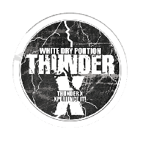Thunder X White Dry Portion