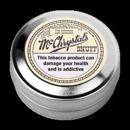 McCrystal's Snuff