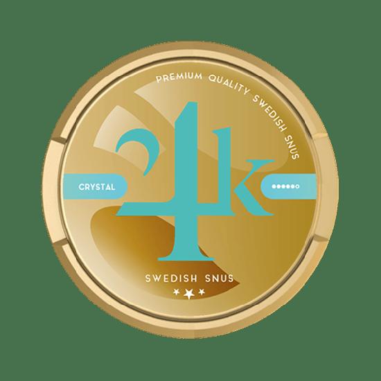 24K Crystal Swedish Snus