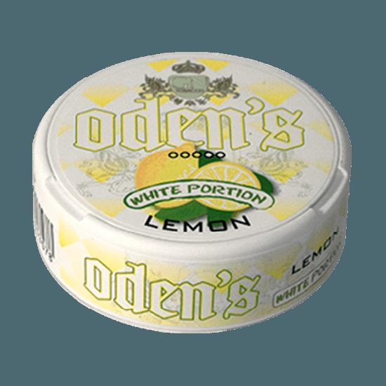 Odens Lemon White Portion