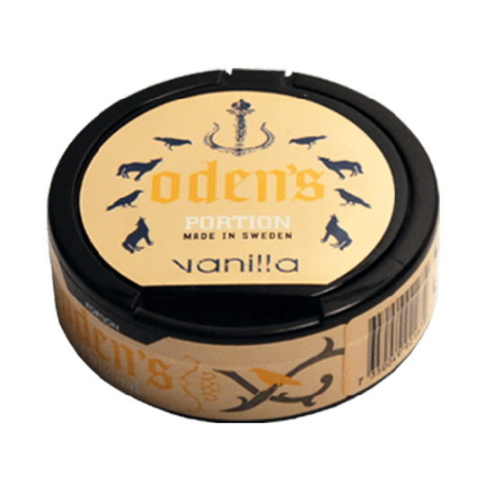 Odens Vanilla Portions