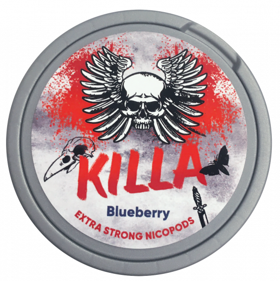 Pablo blueberry snus