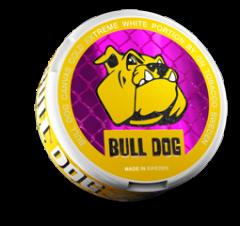 Bull Dog All White Snus
