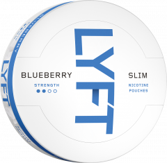 Lyft Blueberry Slim Portion 20 Dosen