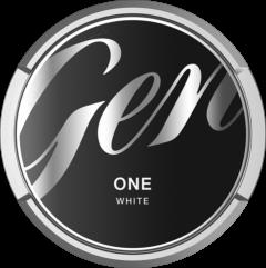 General One White Snus