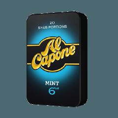 Al Capone Mint White Snus