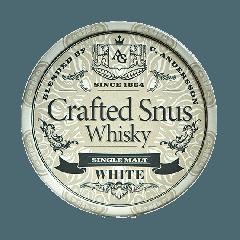 Crafted Snus Whisky White Snus