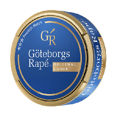 Göteborgs Rapé Original Large Snus