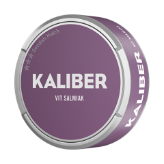 Kaliber White Salmiak Portion