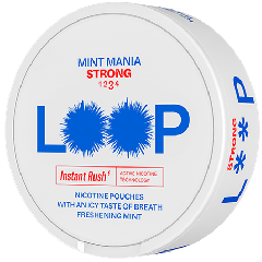 LOOP Mint Mania Slim Strong