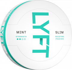 Lyft Mint Slim Portion 20 Dosen
