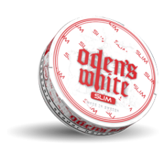Odens White Slim
