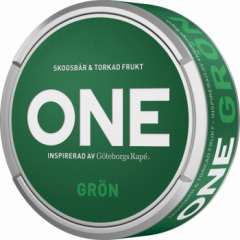 ONE Grün White