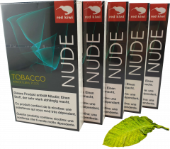Red Kiwi Nude 4Pods Tobacco im 5er Bundle