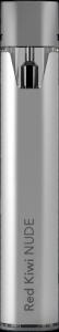 Red Kiwi Nude Silver