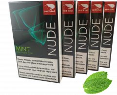 Red Kiwi Nude 4Pods Mint im 5er Bundle