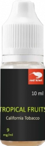 Red Kiwi Selection Liquid Tropical Fruit 9mg Nikotin