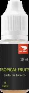 Red Kiwi Selection Liquid Tropical Fruit 9mg Nikotin