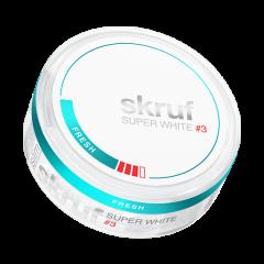 Skruf Super White #3