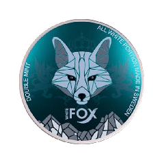 Whtie Fox Snus