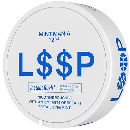 LOOP Mint Mania Slim Normal
