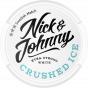 Nick & Johnny Crushed Ice Xtra Strong White Portion