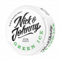 Nick & Johnny Green Ice Slim White