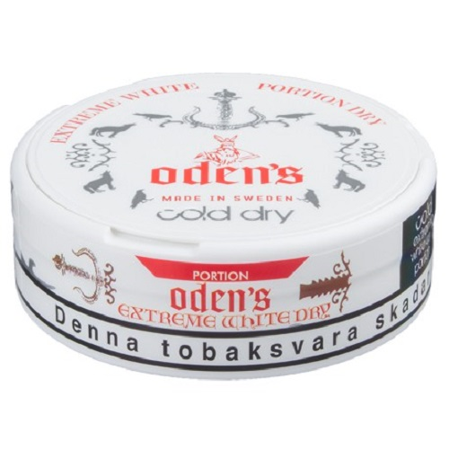 Odens Cold Extreme White Dry Portion 10g
