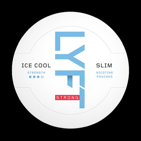 LYFT Ice Cool Strong Snus