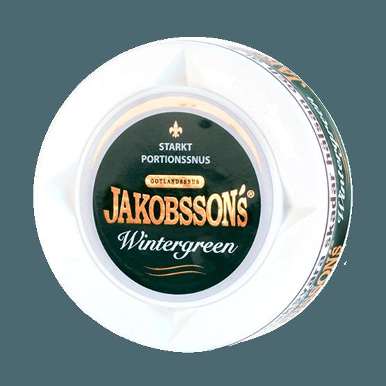 Jakobssons Wintergreen Snus