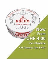 Oden's Cold Extreme White Dry Portion 120 Dosen