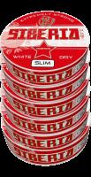Siberia Red -80 Deg. Extreme White Dry Slim Sixpack