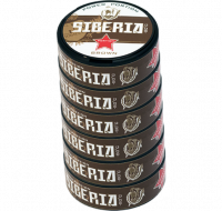 Siberia Brown -80 Deg. Sixpack