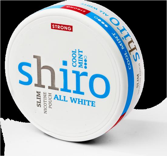 Shiro Cool Mint Slim