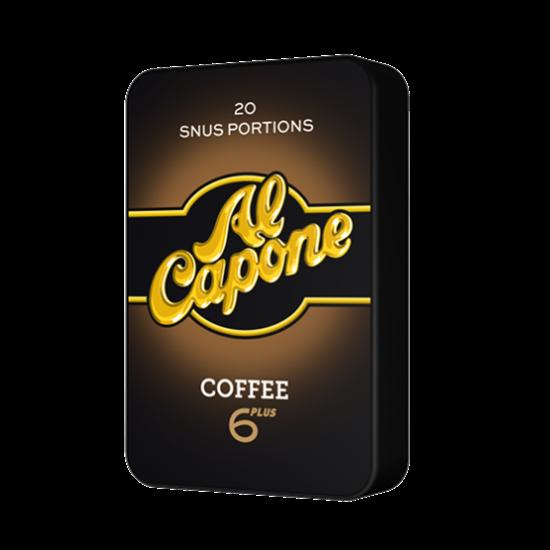 Al Capone Mini Coffee snus