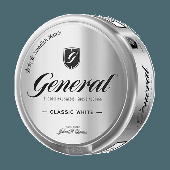 General Classic White